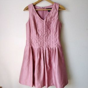 Jessica Howard pink pleated dress